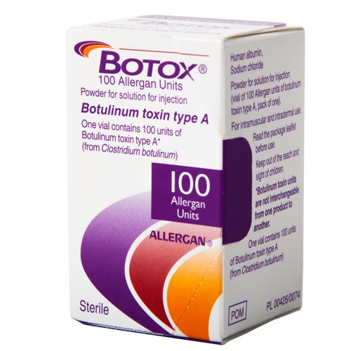 Buy Botox 100 IU (Non- English Package)